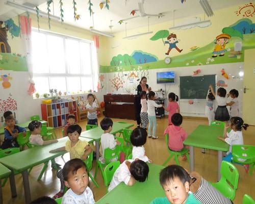 课堂教学_老砦幼儿园_老砦镇中心幼儿园