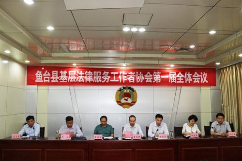 司法局基层法律服务工作者协会会议